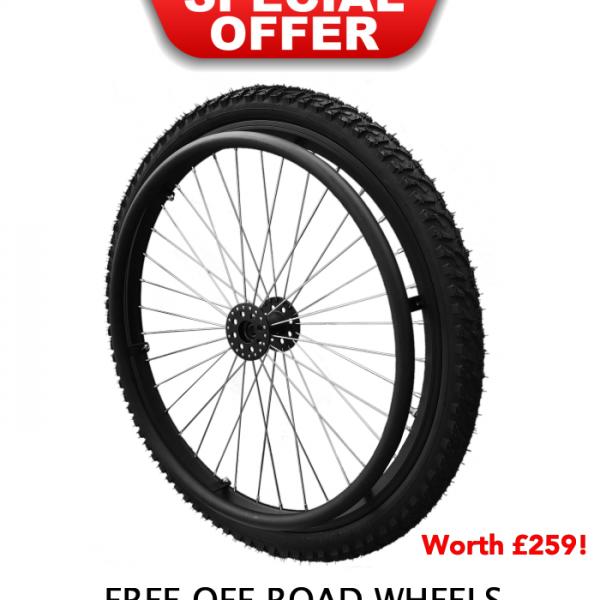 Free off road wheels