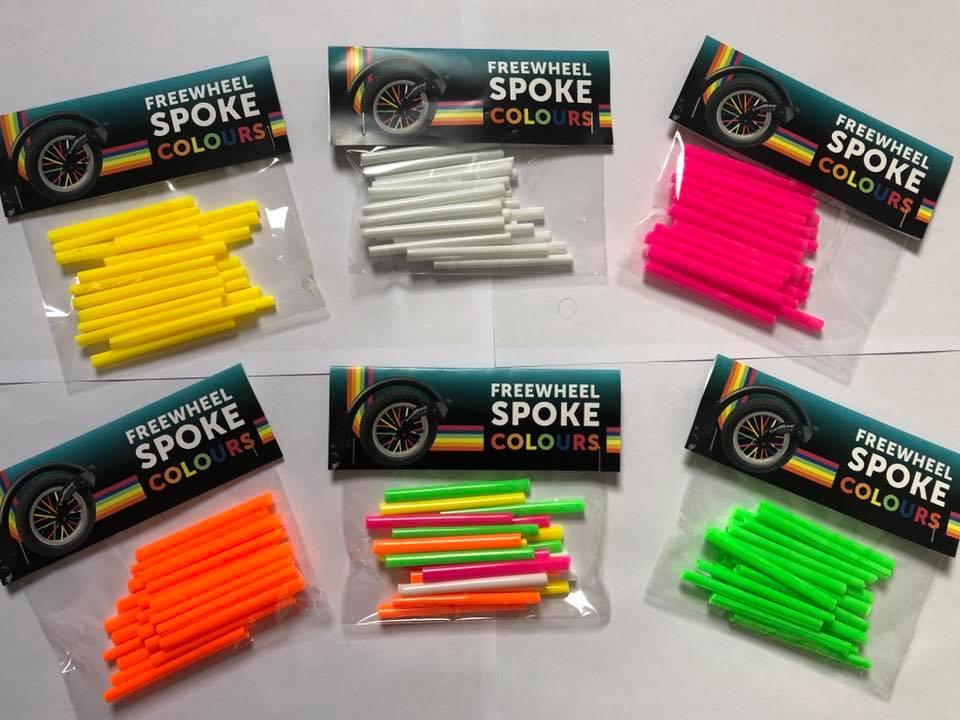 FreeWheel Spoke Colours