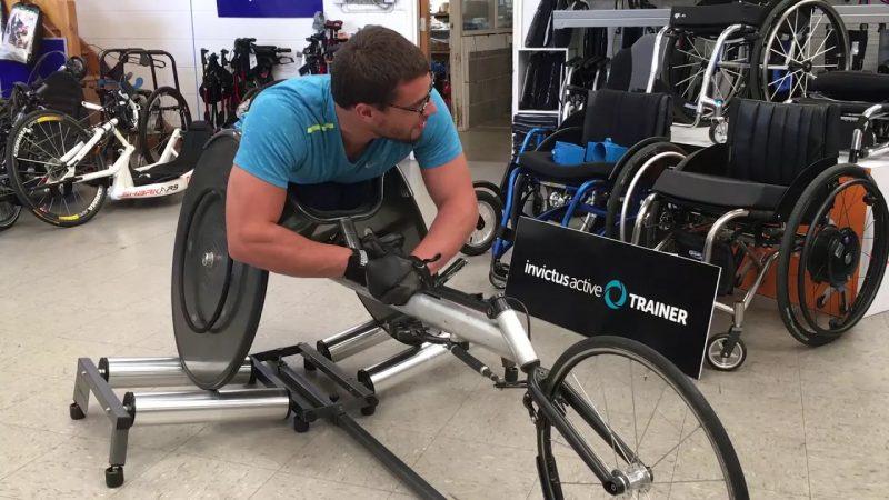 British wheelchair athlete