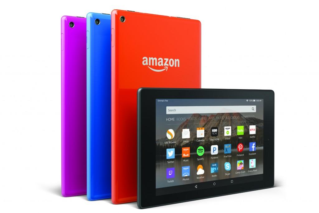 Amazon Fire Kindle Free