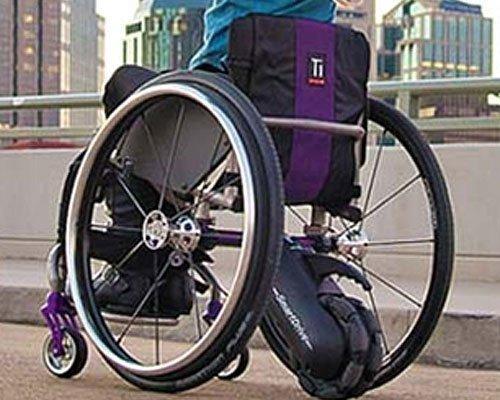 Free Get Wheelchair