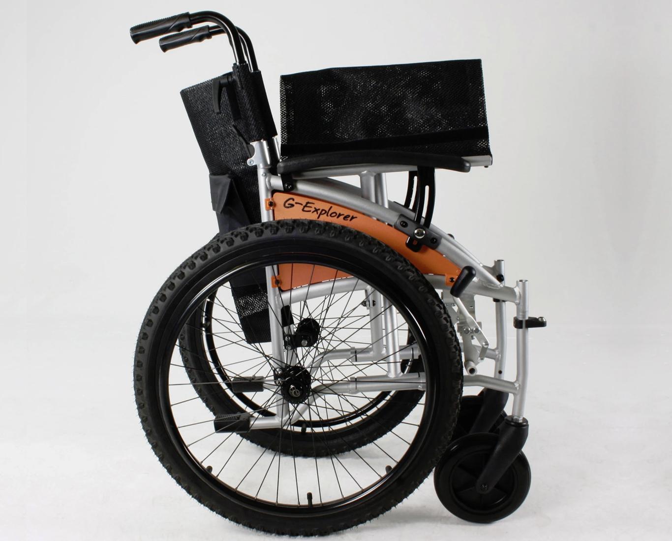 Get a wheelchair