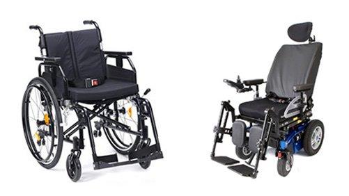 NHS Wheelchairs