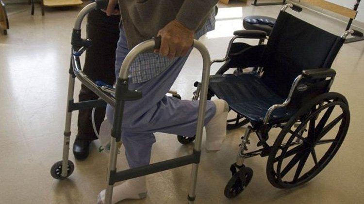 NHS short-term wheelchair