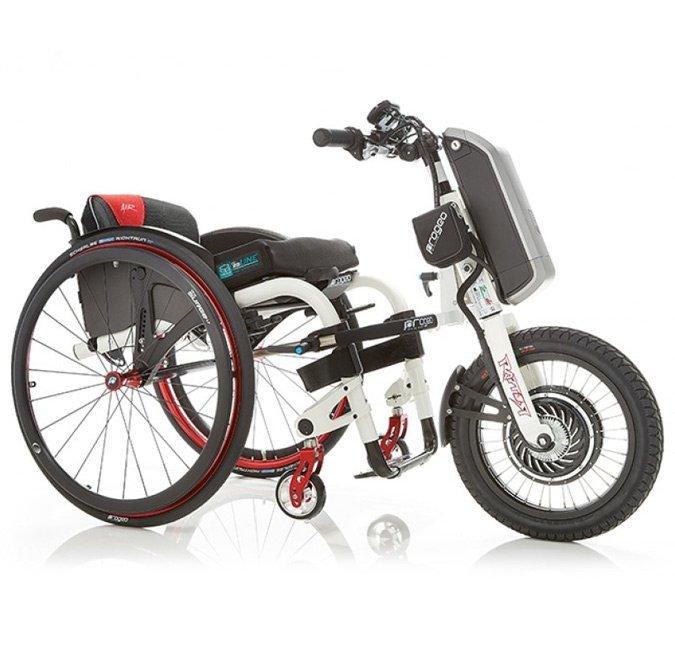 Progeo Raptor Wheelchair Attachment