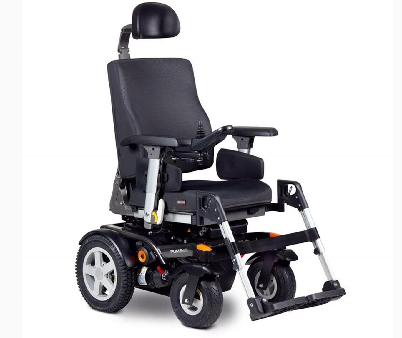 Puma 40 powerchair