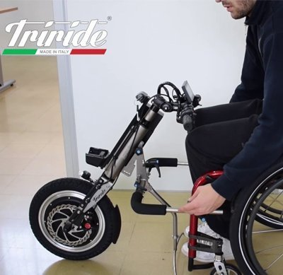 Triride Wheelchair 01