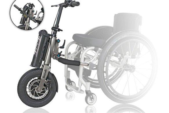 Triride Wheelchair Attachment