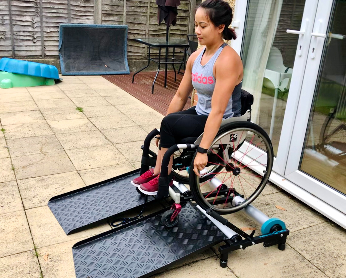 exercises for cerebral palsy wheelchair