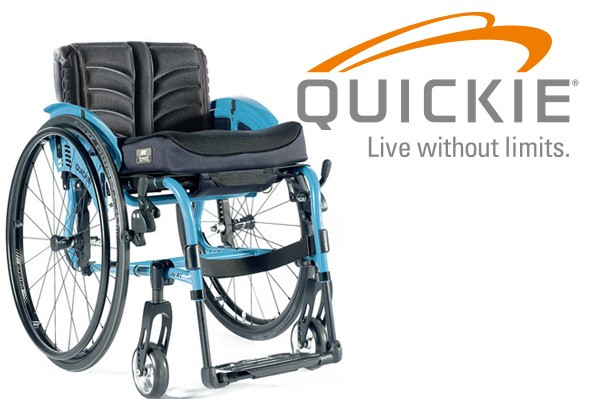 Quickie Life RT Wheelchair