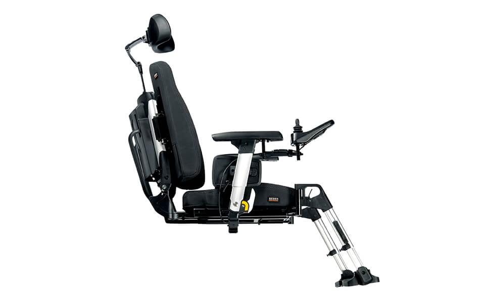 puma 40 power wheelchair sedeo pro seating nl