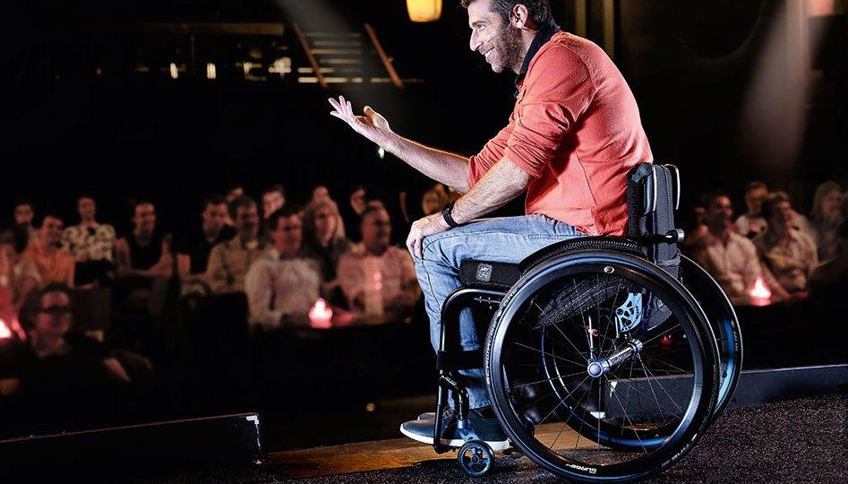 rigid wheelchair