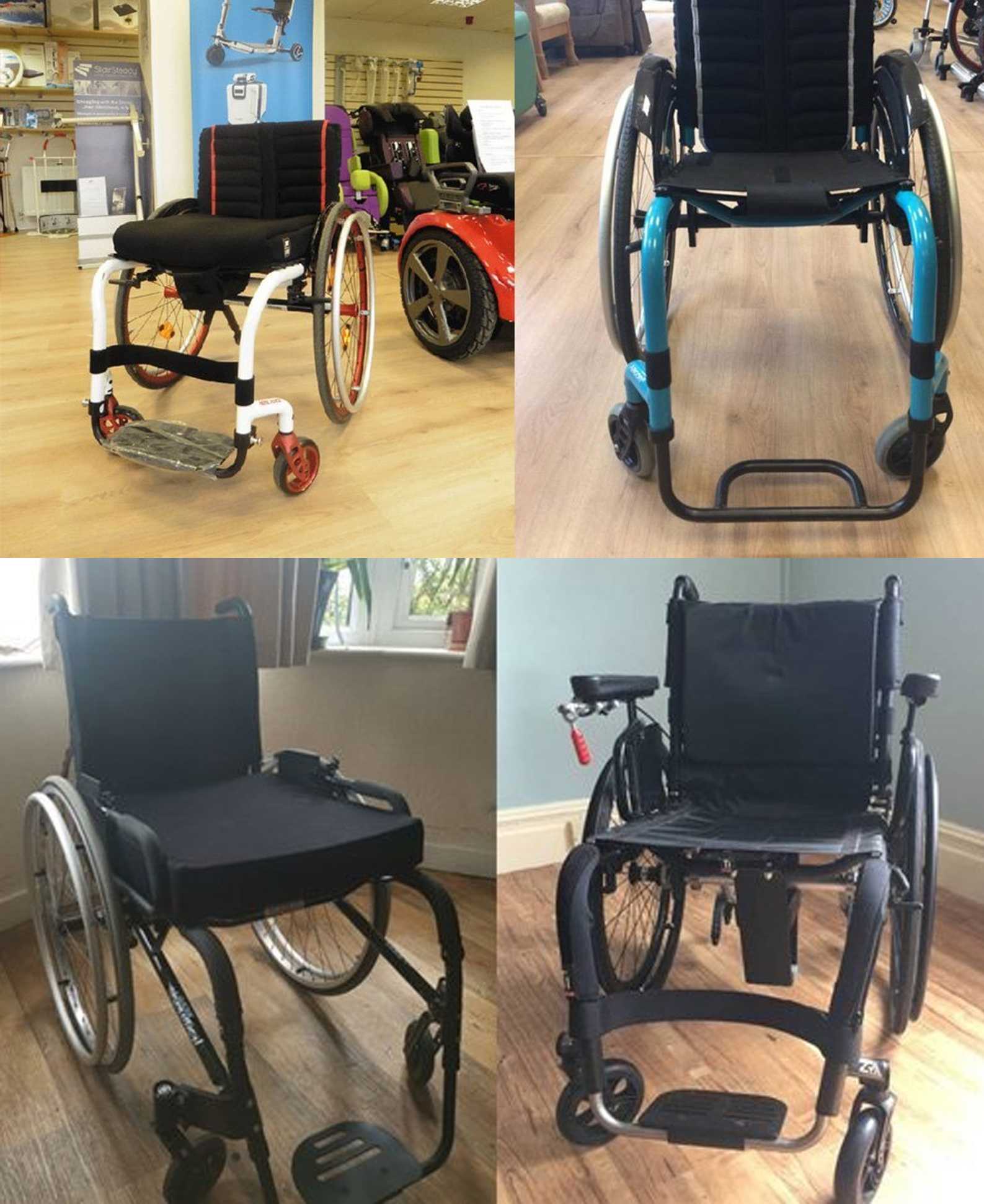 second hand wheelchair