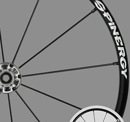 strongest wheelchair wheels