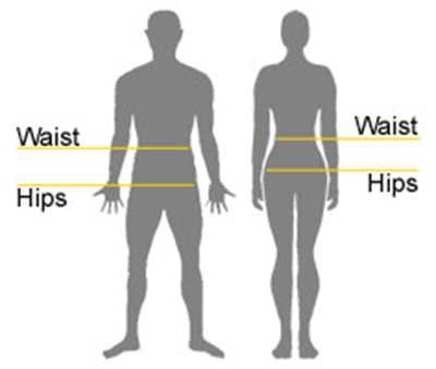 waist-hip-ratio