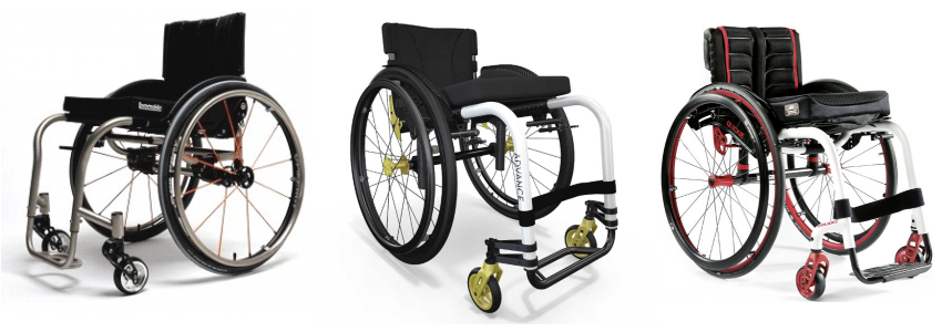What is an active wheelchair.