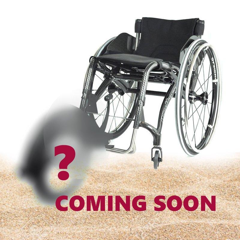 Wheelchair attachment for sand