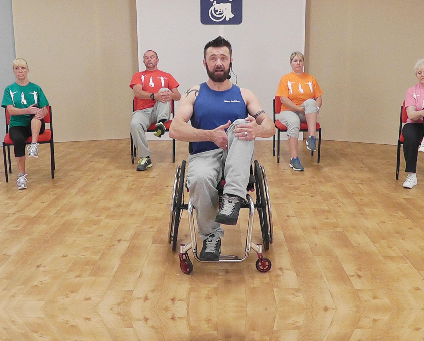 wheelchair fitness classes