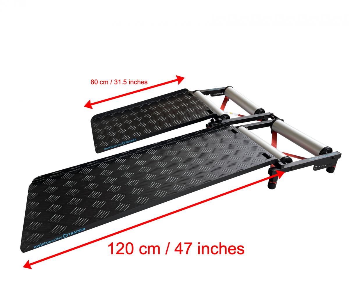 120 cm longer ramps