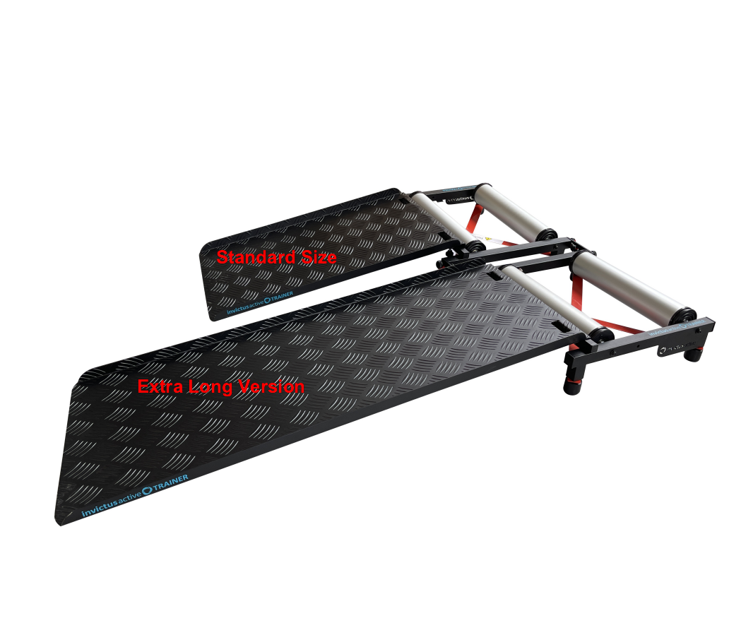 Extra long ramps version