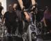 Wheelchair gym equipment