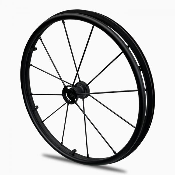 Vigeo Black Spokes Wheels